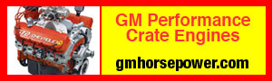 GM Crate Engines