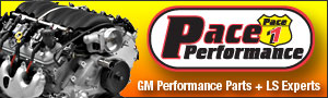 GM Performance Parts