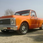 Simple-Clean 1972 Chevy C10