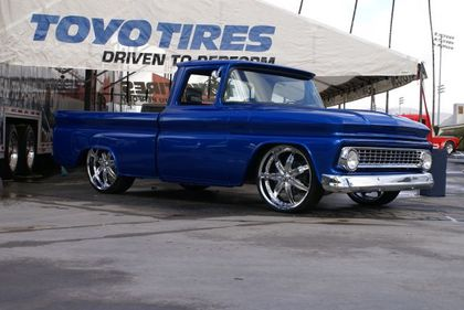 dropped 63 chevy c10 classictrucks net