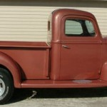 Keith Black Powered 1941 Ford Pickup