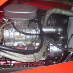 1953 Chevy Truck Engine with Weiand Blower