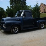 1953 Ford F100 Side