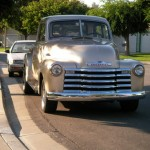 1953 Chevy 3100 5 window