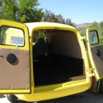 1955 Ford Panel Truck - Rear Doors
