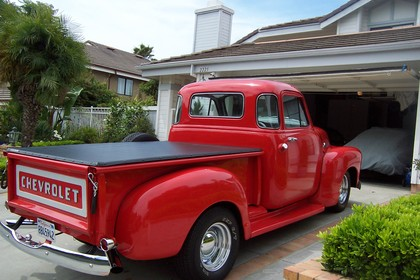 California based 1955 chevy 3100 five window for 1955 gmc 5 window pickup for sale