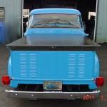 1956 Ford F100 Big Back Window Bed