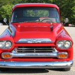 1959 Chevy Apache Front