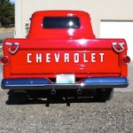 1959 Chevy 3100 Tailgate