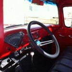 1959 Chevy 3100 Dash & Interior