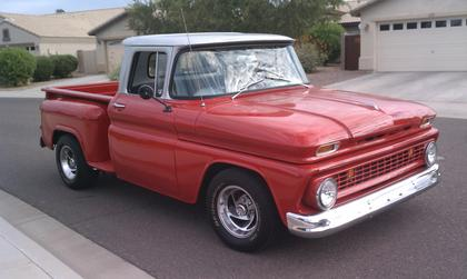 1963 Chevy C10 Stepside