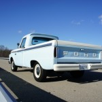 1966 Ford F100 Short Bed - Back