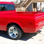 1971 Chevy C10 Long Bed