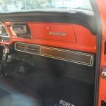 1972 Ford F250 4x4 dash
