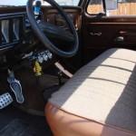 1978 Ford F250 4x4 Interior