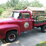 1956 Ford F350 Stake Body