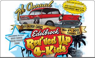 2012 Edelbrock Rev'ved Up 4 Kids