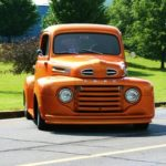 1948 Ford F1 - Front