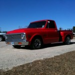1971 Chevy C10 Driver's Side