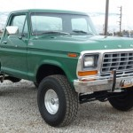 1979 Ford F150 Front Right