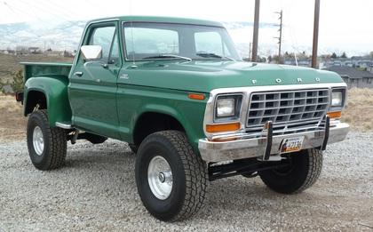 1979 ford f150 ranger 4x4 classictrucks 1979 ford f150 front right publicscrutiny Gallery