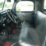 1939 Dodge Truck - Interior