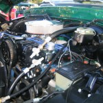 1979 Ford F150 Engine