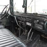 1953 Dodge M-37 Interior
