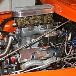 1954 Ford F100 engine