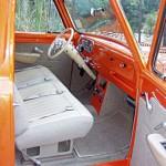 1954 Ford F100 interior