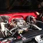 1971 Chevy C10 Engine
