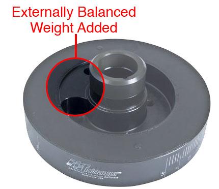 Exterior Balanced Damper