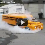 Awesome Classic Truck School Bus Video