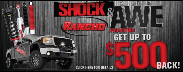 Rancho Shockwave Promo
