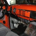 1952 Chevy 3100 Pickup Dash