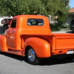 1952 Chevy 3100 Pickup Rear End