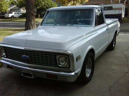 1972 Chevy C10 Pickup Truck