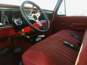 1976 ford f250 front interior for Lone star motors fort worth texas