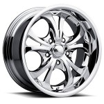 Boss Style 304 Chrome Wheels - Photo Courtesy of http://www.bossmotorsports.com