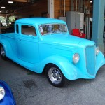 1936 Ford All Steel Custom Extended Cab