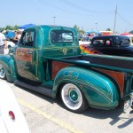 1951 Chevy with Custom Pin Striping