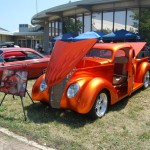 1937 Ford with Chevy LS6 power