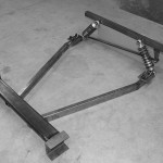 WEEDETR Trailing Arm Rear Suspension For Classic Trucks