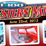 F100 Western Nationals - 2013