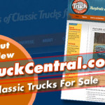 Check Out the All New ClassicTruckCentral.com