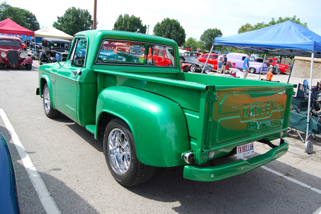 64 Chevy Truck For Sale 1968 Dodge D100 Stepside - ClassicTrucks.net