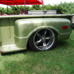Slammed 1969 Chevy Stepside