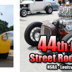 NSRA 44th Annual Street Rod Nationals - 2013