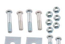 cab mount bolt kit