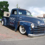 53 Chevy Truck Rat Rod As Fun As Ever